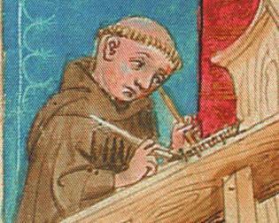 Kloster Wiblingen, Ulm-Wiblingen - Die Schreibkunst