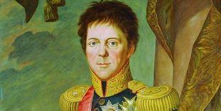 Porträt des Herzogs Heinrich Friedrich Karl von Württemberg