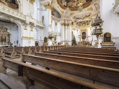 Kloster Wiblingen, Kirche