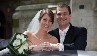 Hochzeitsbild; Foto: Clipdealer