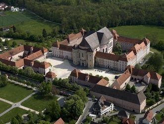 Monastère de Wiblingen, l'église abbatiale; l'image: Staatliche Schlösser und Gärten Baden-Württemberg, Günther Bayerl